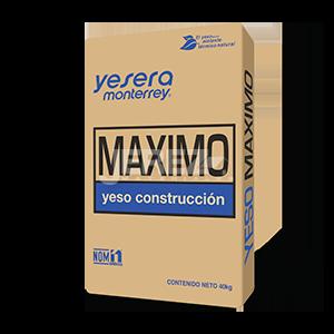 Yeso Máximo