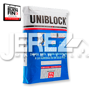 Stucco Uniblock