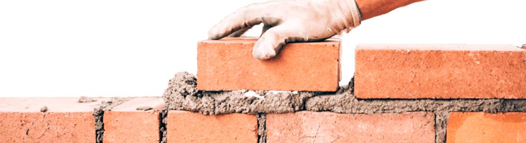 Como construir con ladrillos