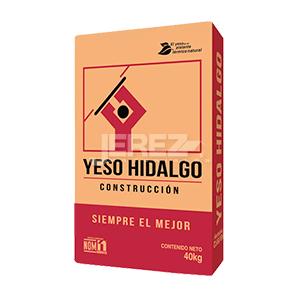 Yeso-Hidalgo