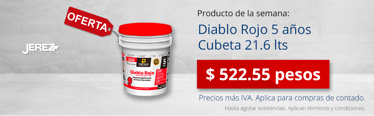 Promocion de la semana Diablo R Jerez